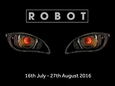 Robot Exhibition at Gloucester Museum