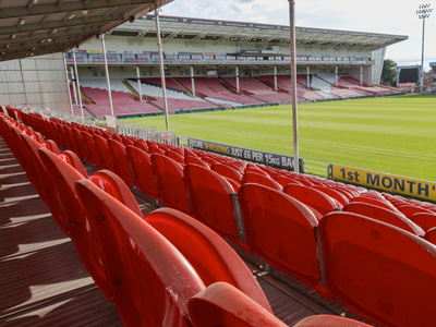 Gloucester Rugby confirm initial plans to mark anniversary of 125 years at Kingsholm