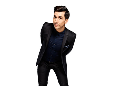 Russell Kane – Right Man Wrong Age at the Everyman Theatre, Cheltenham
