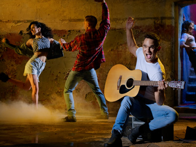 REVIEW: Footloose at The Everyman Theatre, Cheltenham