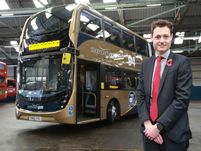 Stagecoach West launches new fleet for Service 94