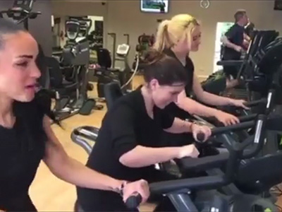 New Year Makeover at Cheltenham Park Fitness & Leisure Hotel