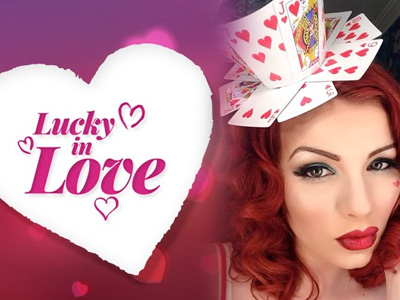 Lucky in Love at Eastgate Shopping Centre