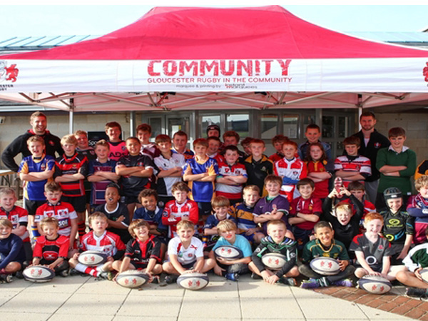 Gloucester Rugby Easter Holiday Camps