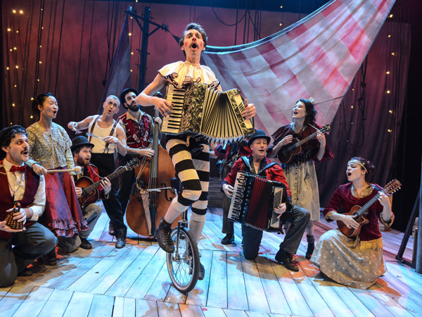 REVIEW: La Strada at The Everyman Theatre