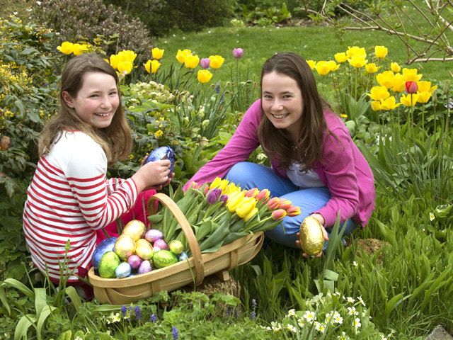 Easter school holidays in Gloucestershire