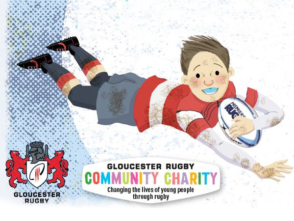 Gloucester Rugby Camps during Easter School Holidays