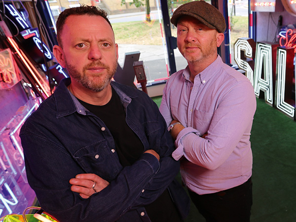 Popular TV show Salvage Hunters coming to Gloucestershire