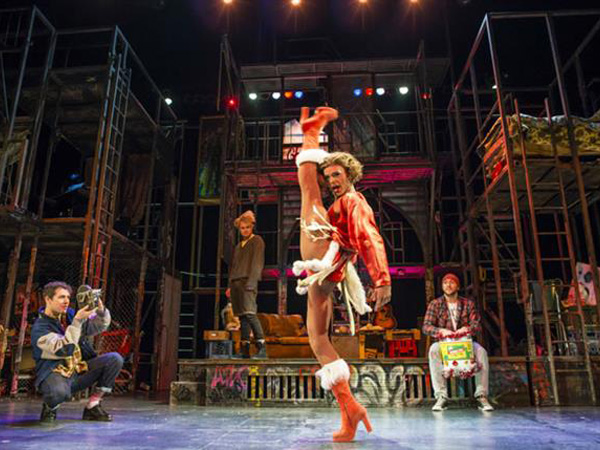REVIEW: Rent at the Everyman Theatre