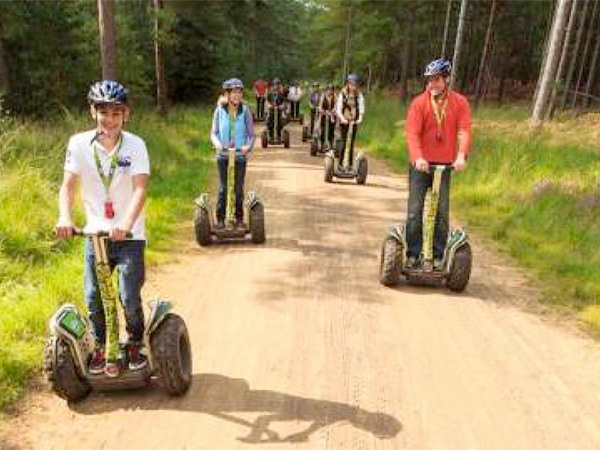Reader's Offer: Forest Segways - 10% OFF