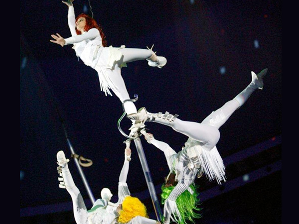 Moscow State Circus return to Cheltenham with 'GOSTINITSA'