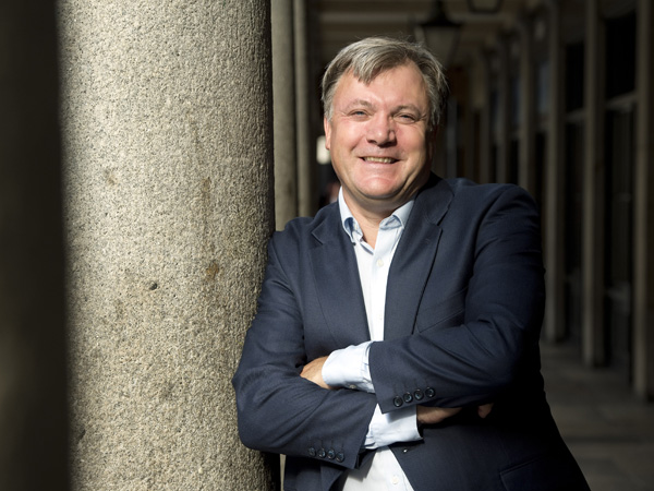 An Evening with Ed Balls: Strictly Speaking Out