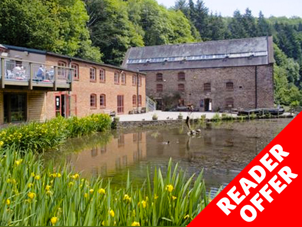 Reader's Offer 20% off entry to Dean Heritage Centre
