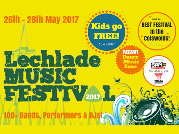 Lechlade Festival expecting record numbers!
