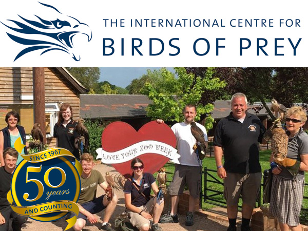 Love your local Birds of Prey Centre!