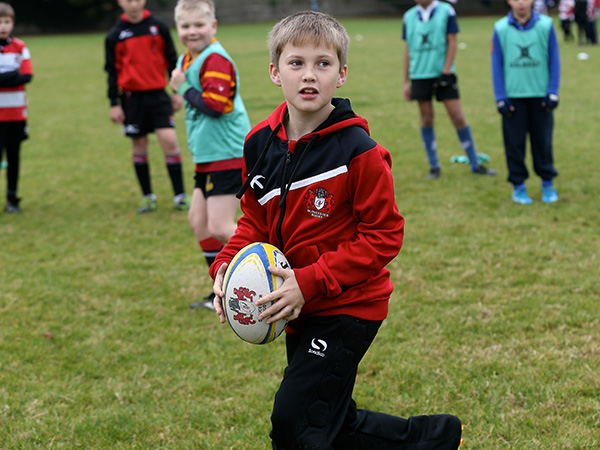 Gloucesteer Rugby Summer Camps