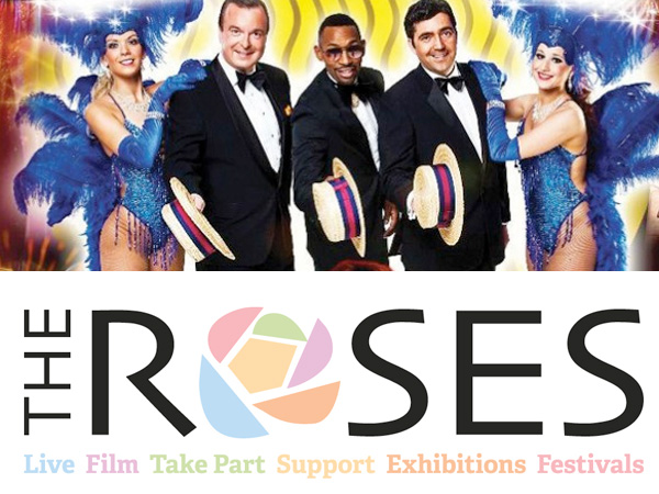 Your guide to August at The Roses Theatre in Tewkesbury