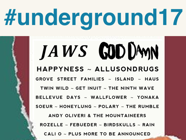 Underground Festival returns to Gloucester Guildhall
