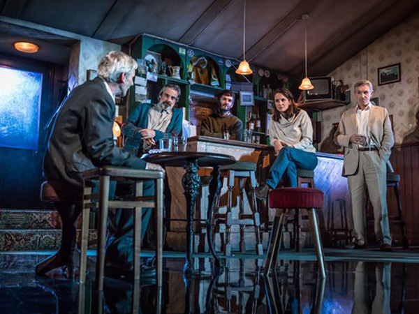 REVIEW: The Weir at the Everyman Theatre