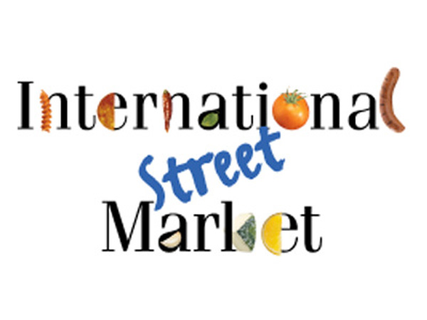 International Street Market in Cheltenham