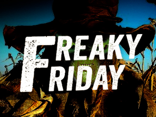 Freaky Friday at Cotswold Farm Park