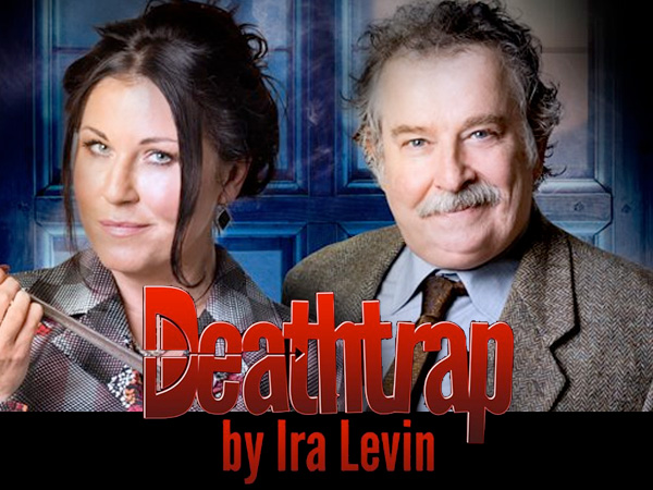 REVIEW: Deathtrap at the Everyman Theatre