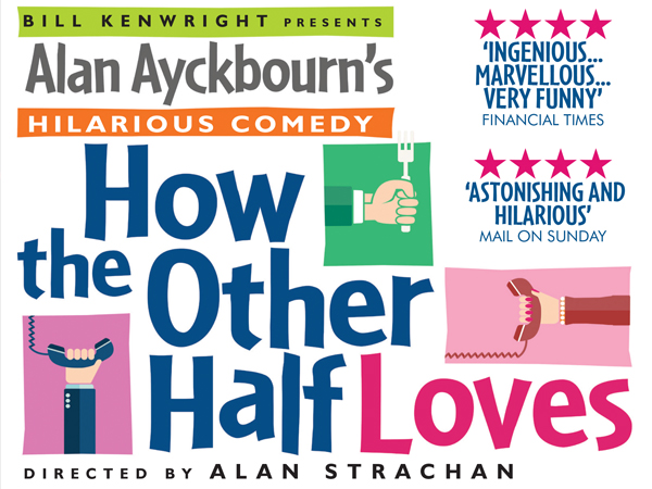 REVIEW: How the Other Half Loves at the Everyman Theatre