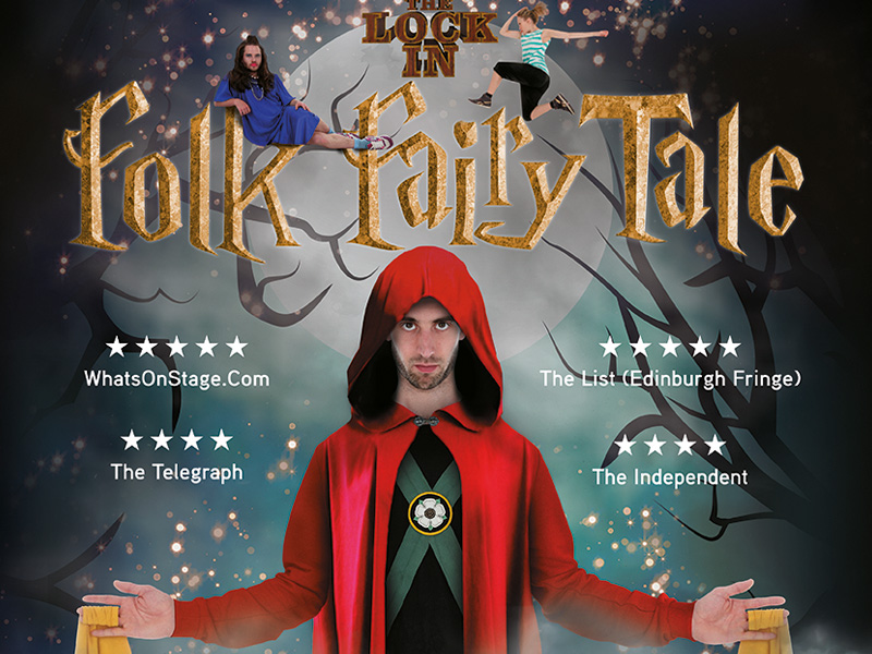 The Lock In 'Folk Fairy Tale' coming to The Roses Theatre