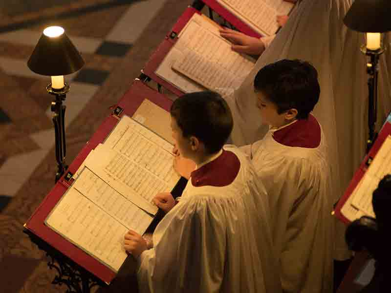 Chorister Voice Trials are about to be held at Gloucester Cathedral