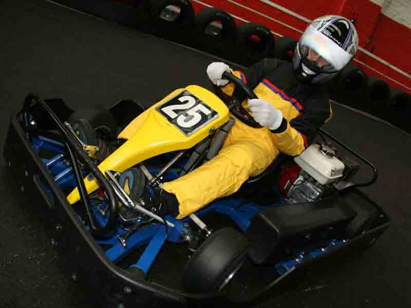 Open Karting Grand Prix Event at JDR Karting