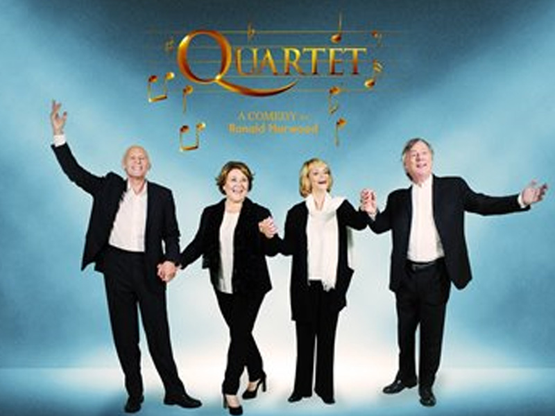 REVIEW: Quartet at the Everyman Theatre