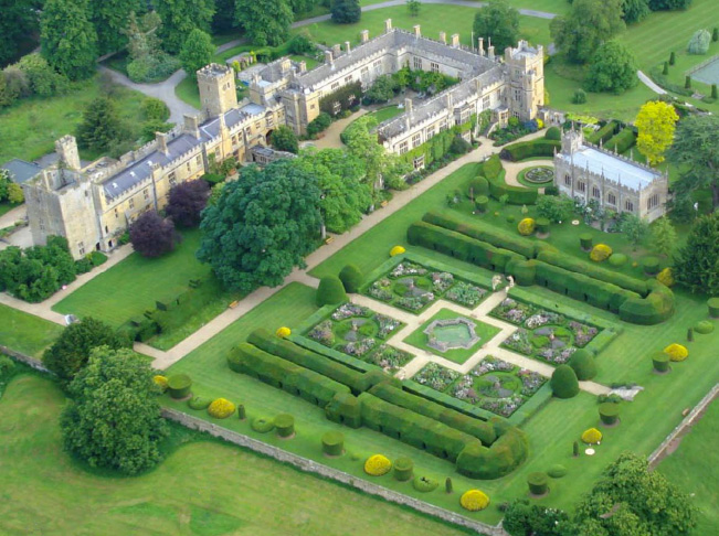 Sudeley Castle announces major refresh For 2018