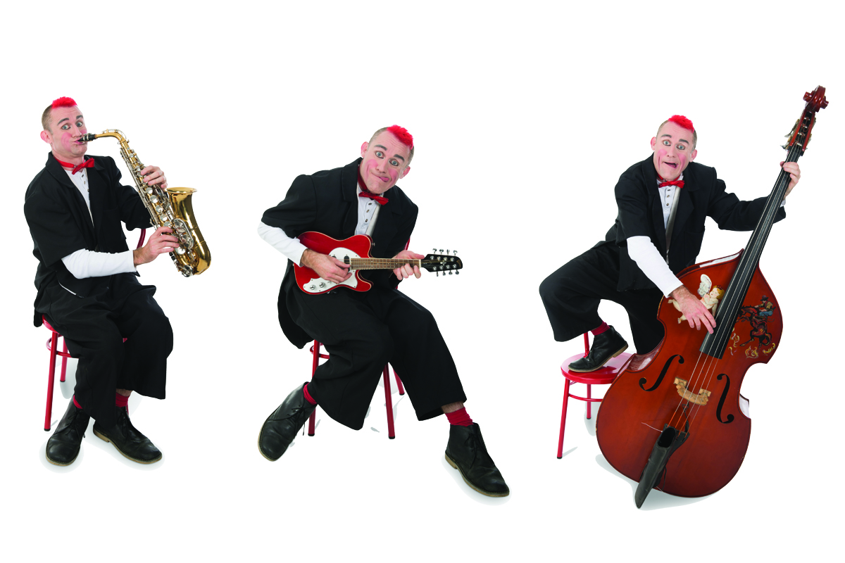 Tweedy's Slapstick Symphony – extra show added due to demand