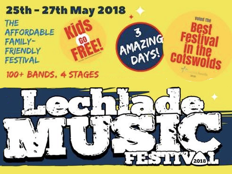 Lechlade Festival Announces Renishaw Partnership