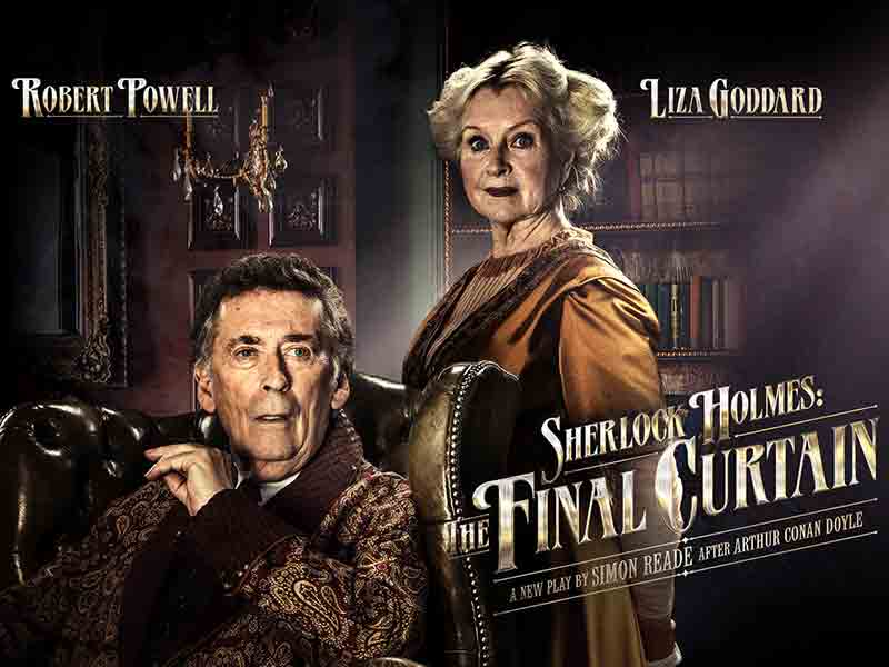 Sherlock Holmes: The Final Curtain at the Everyman
