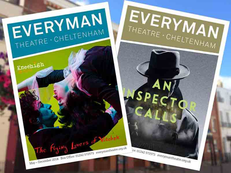 What's on at the Everyman Theatre