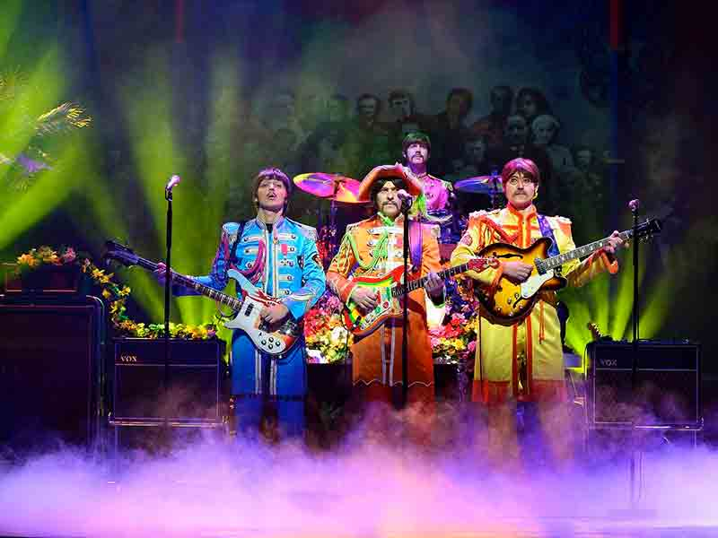 Let it Be returns with UK premiere of new show
