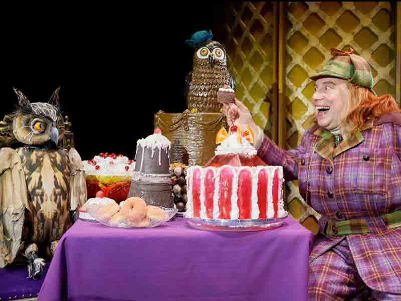 David Walliams Awful auntie at Everyman Theatre