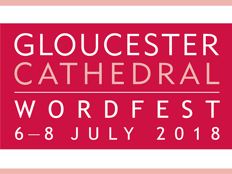 WORDFEST coming to Gloucester Cathedral