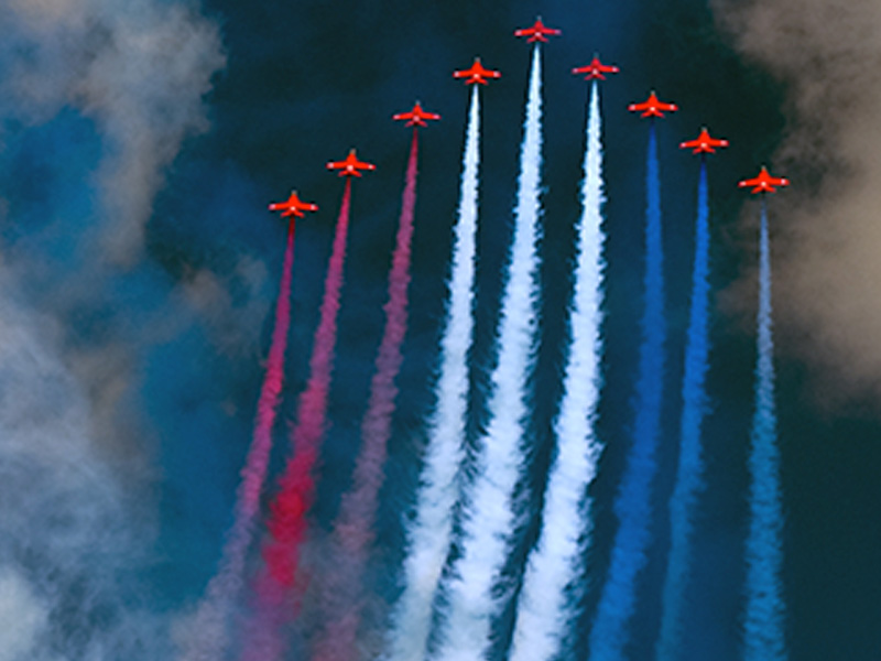 The Royal International Air Tattoo braces itself for record crowd!
