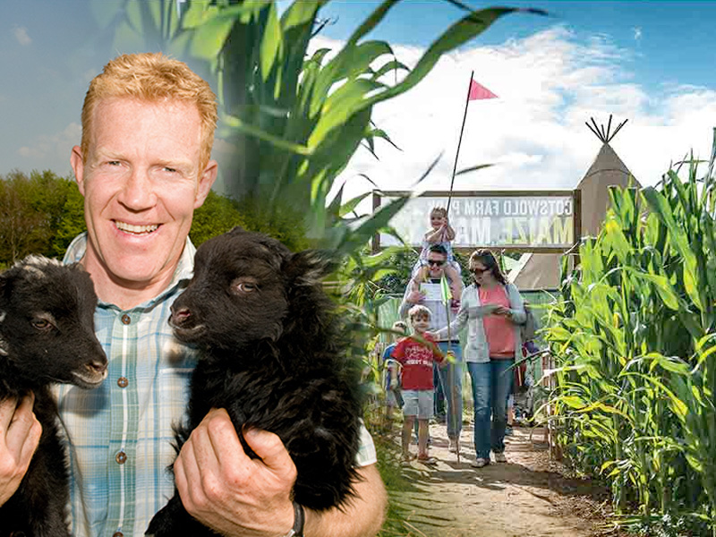 'Summer on the Farm' at Adam Henson's Cotswold Farm Park