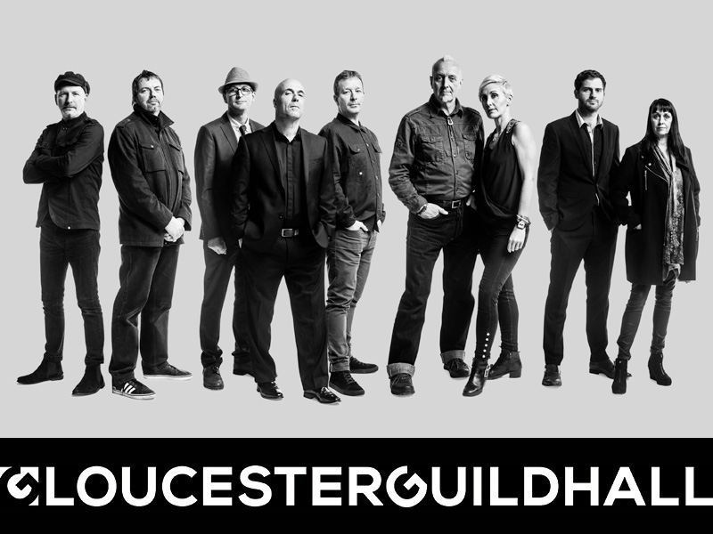 The South coming to Gloucester Guildhall