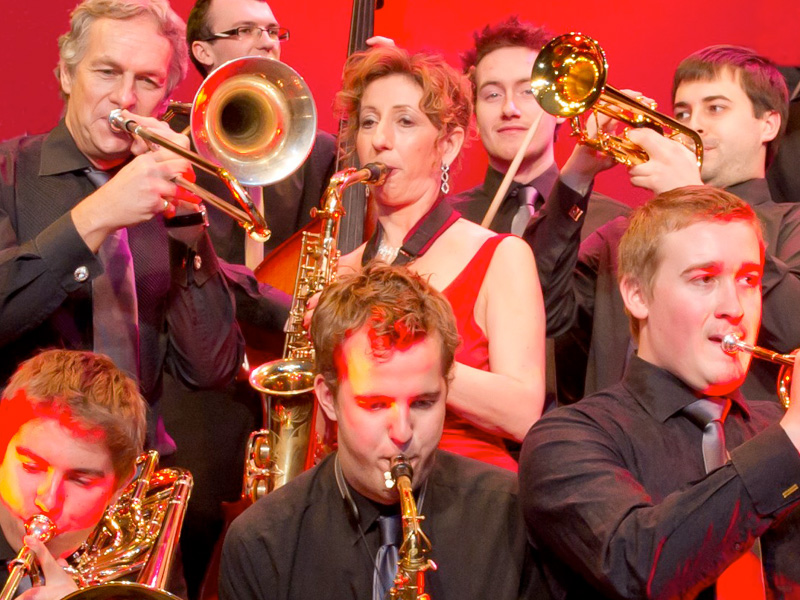 The Big Band with Five Star Swing at Tewkesbury's Roses Theatre