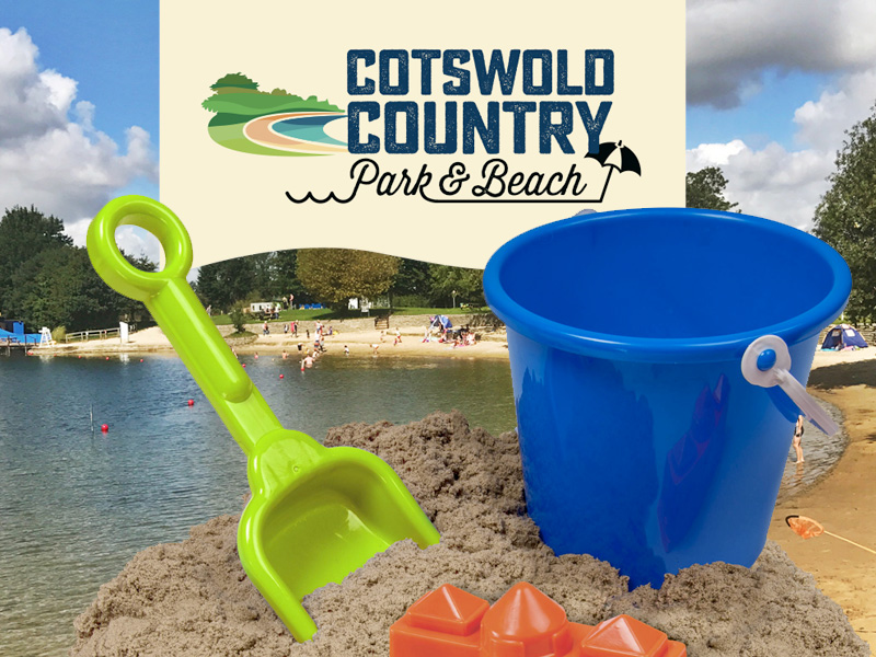 Sandcastle Competition at Cotswold Country Park & Beach
