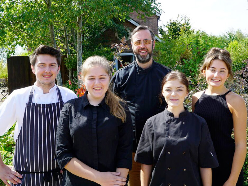 The Wharf House Restaurant gains prestigious food award