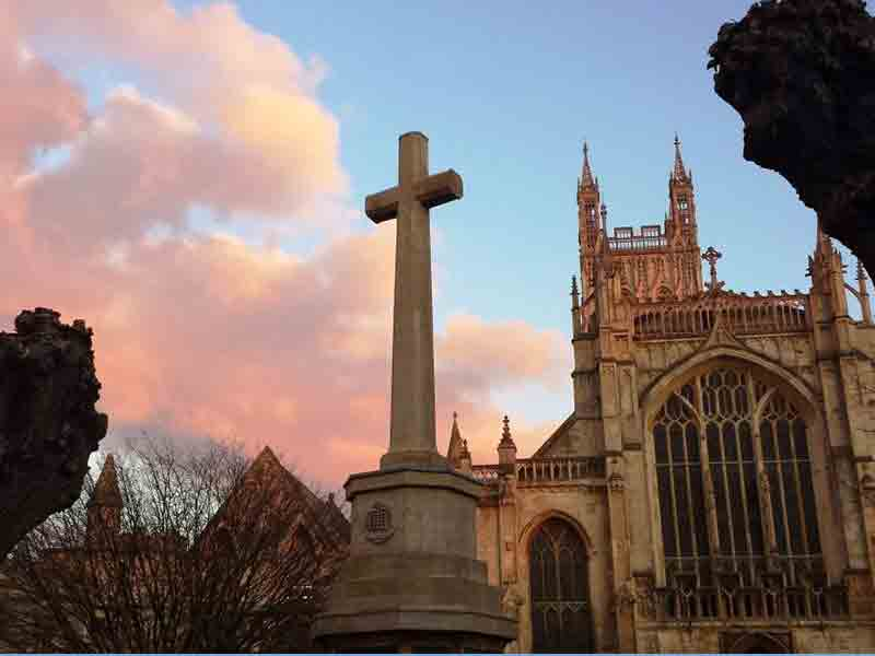 Armistice 2018 at Gloucester Cathedral