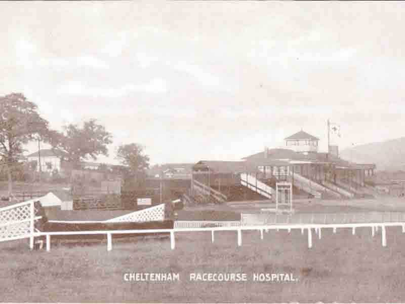 Gloucestershire and Racing Remember at Cheltenham Racecourse