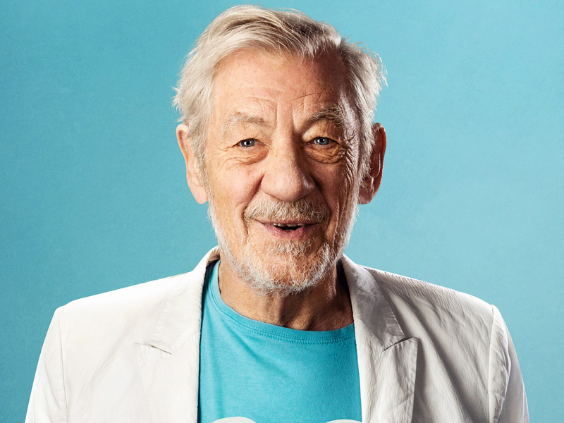 Ian McKellan coming to The Everyman Theatre in 2019!