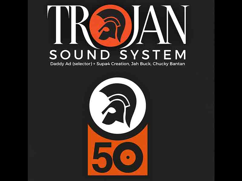 Trojan Sound System play Gloucester Guildhall