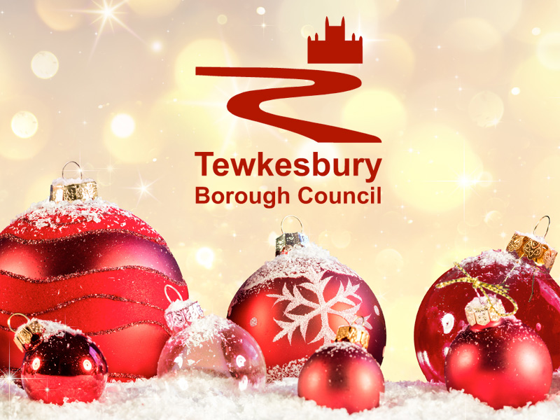 Free festive parking dates in Tewkesbury Borough